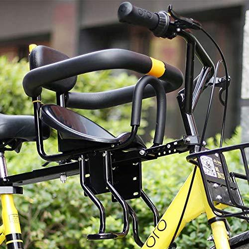 LIANWANG Child Bike Seat, Adjustable Kids Front Bike Seat Child...