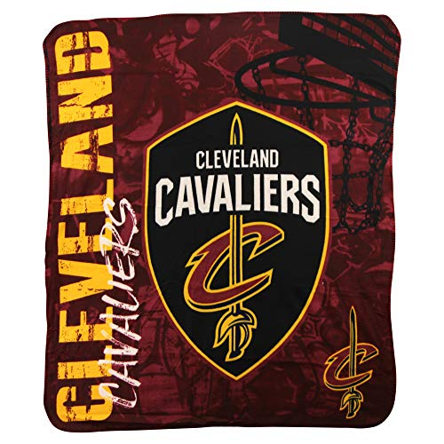 Cleveland Cavaliers NBA Micro-Raschel Throw (50x60 )