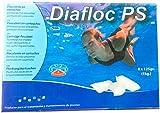 Globasid 8 x 1 kg Flockkartuschen Pool (64 x 125g)