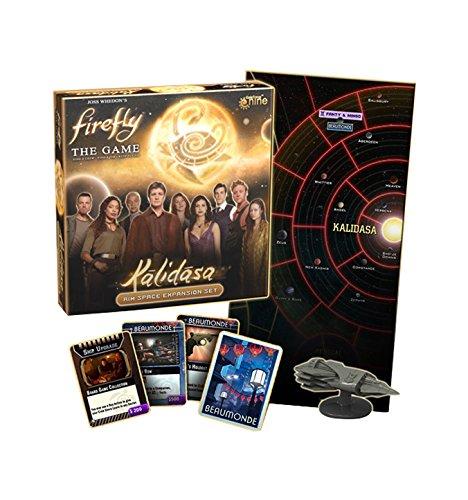 Gale Force Nine GF9FIR12 - Brettspiele, Firefly, Kalidasa Expansion