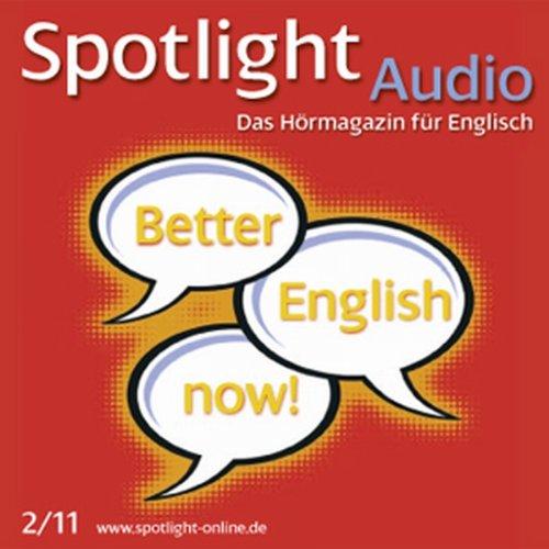 Spotlight Audio - Word partnerships. 2/2011 Titelbild