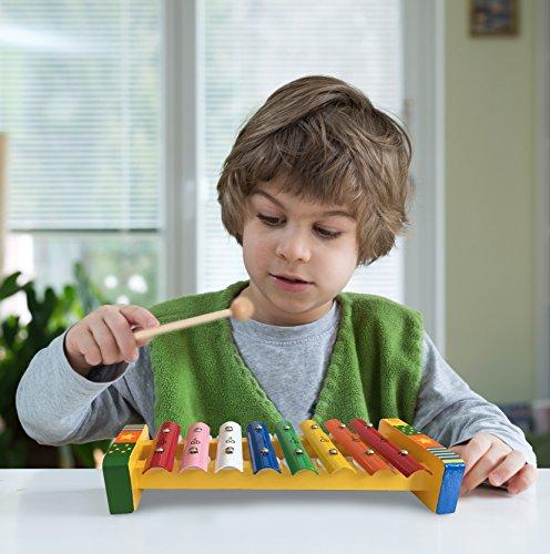 bee SMART — Xylophone - Instruments de Musique pour bébé - Instrument de Musique...