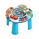 Unbekannt Partner Jouet A1102098–Kinderspielzeug für Kleinkinder –Tisch mit Elektronik gerüstet, als Lernspiel geeignet