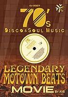 Legendary Motown Beats Movie by AV8 -70's Disco & Soul Music- [DVD]