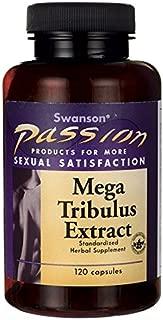 swanson mega tribulus extract