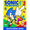 Sónic the Hedgehog ABC Book for Kids: Sónic Letters and Numbers Tracing Book for Kids Ages 3-5 | Sónic Easy Fun Activity Workbook for Preschool and Kindergarten to Learn and Practice the Alphabet &123 Numbers (Sónic ABC Educational Book for Boys & Girls)