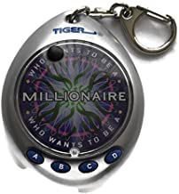 Electronic WHO Wants to Be A Millionaire Handheld Game 2-5/8