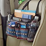 High Road SwingAway Patterned Car Front Seat Organizer (Baja)