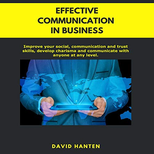 Effective Communication in Business cover art