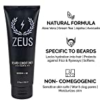 ZEUS Starter Beard Care Set, Beard Wash and Regular Beard Oil (Verbena Lime) MADE IN THE USA 4