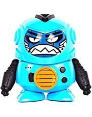 Outgeek Robot Toy Funny Interactive Plastic Voice Recorder Toy Talking Robot for Kids