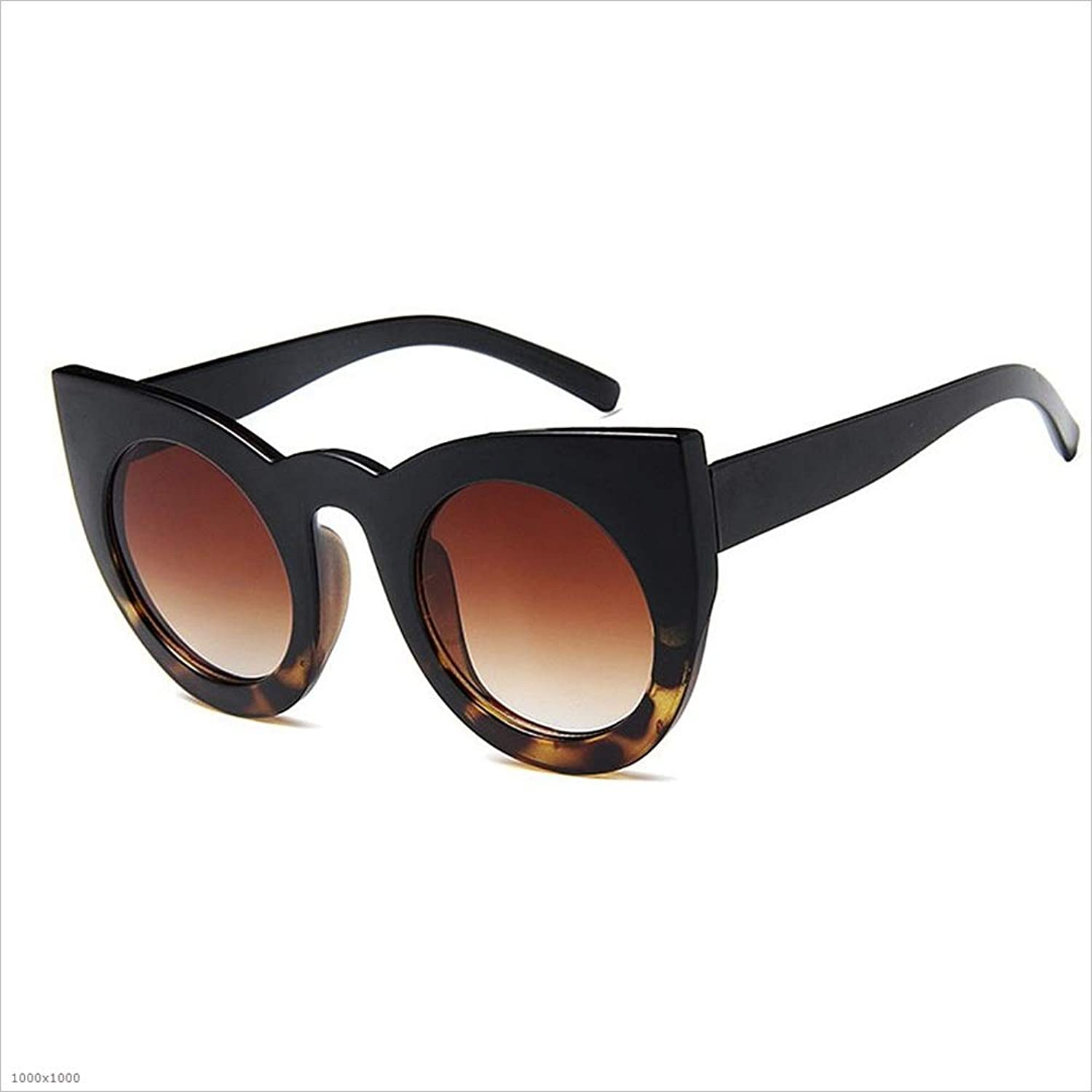 Frame Sunglasses Cool UV Predection Sunglasses for Women Dark Lens Driving Sunglasses