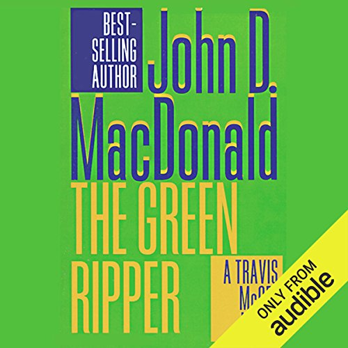 Couverture de The Green Ripper