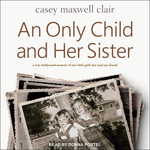 An Only Child and Her Sister cover art
