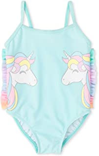 The Childrens Place Big Girls Beach Coverup