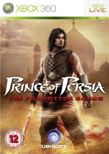Prince of Persia: The Forgotten Sands (Xbox 360) [Importación inglesa]
