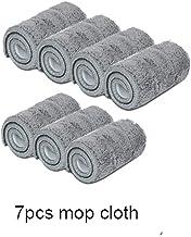 Mop Microfiber Cleaning Mop Household Floor Mop Wet Mop Belt Bucket Cloth Flat Squeeze Spray Bathroom Kitchen Clean Handle...