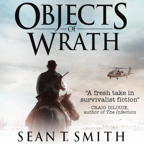 Objects of Wrath audiobook cover art