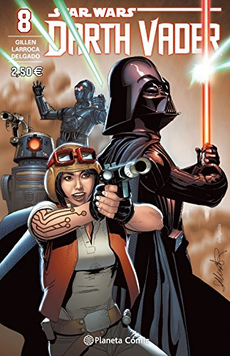 Star Wars Darth Vader nº 08/25 (Star Wars: Cómics Grapa Marvel)