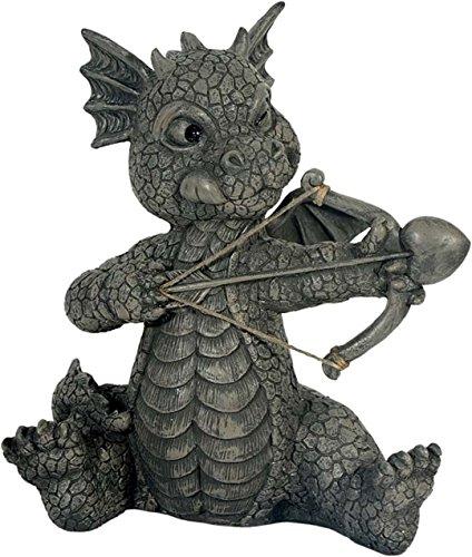 Dragon! Jardin! Figure! Amor!