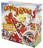 Hasbro 15692398 Looping Louie Kinderspiel, lustiges 3D Spiel, Partyspiel für Kindergeburtstage, unterhaltsames Gesellschafts- & Familienspiel, für Kinder & Erwachsene, 2-4 Spieler, ab 4 Jahren