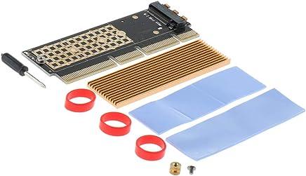15/x 15/mm Domybest Lot de 10 dissipateurs thermiques 0,3/mm /à 2/mm cales en cuivre pour ordinateur portable