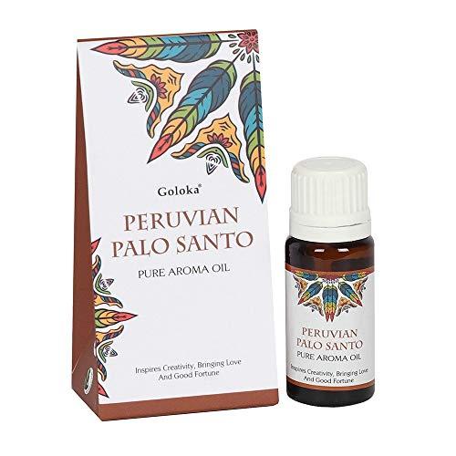 Aceite Esencial de Palo Santo Selecciòn - 10 ml - 100% puro, natural y artesanal - para...