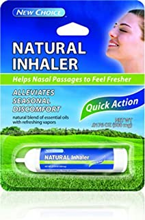 Best new choice natural inhaler Reviews