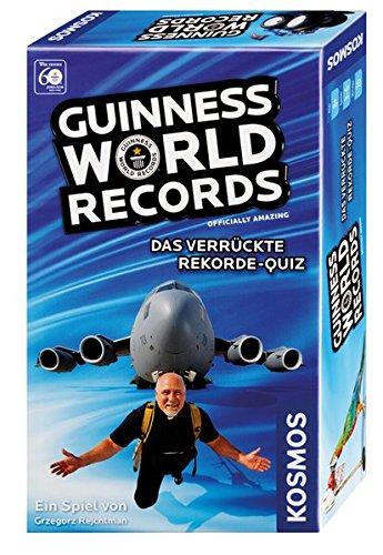 Kosmos - Guinness World Records 711092 - Das verrückte Rekorde-Quiz, Mitbringspiel