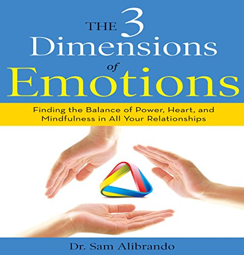 The 3 Dimensions of Emotions audiobook cover art