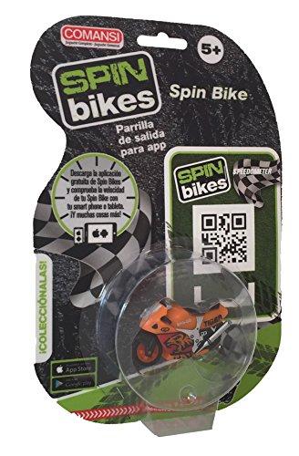 Comansi- Blíster Spin Bikes (SP60601) , color/modelo surtido