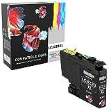 Prestige Cartridge NERO Compatibile LC3233 Cartuccia d'inchiostro per Brother DCP-J1100DW, MFC-J1300DW