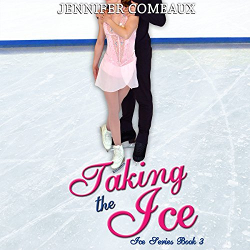 Taking the Ice audiobook cover art