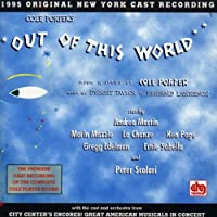 Out Of This World (1995 New York Revival Cast)