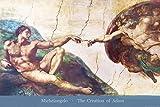 1art1 Michelangelo Buonarroti - Die Erschaffung Adams,