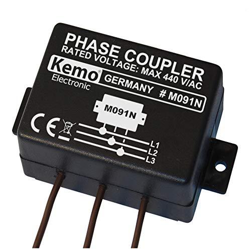 KEMO PHASENKOPPLER F R Powerline PRODUKTE