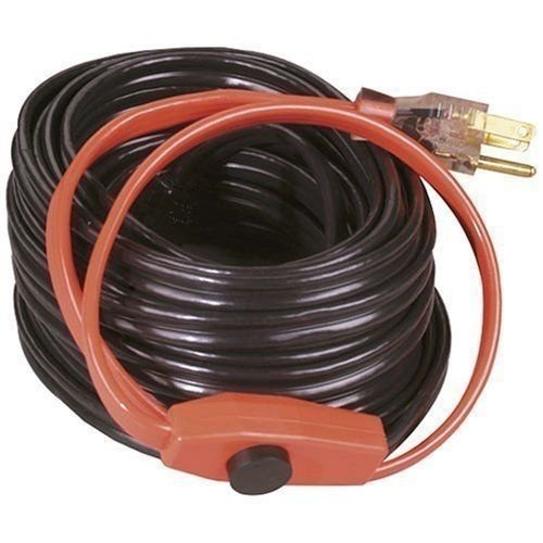 Easy Heat AHB-118 18 Foot Water Pipe Freeze Protection Heating Cable Heat Tape K
