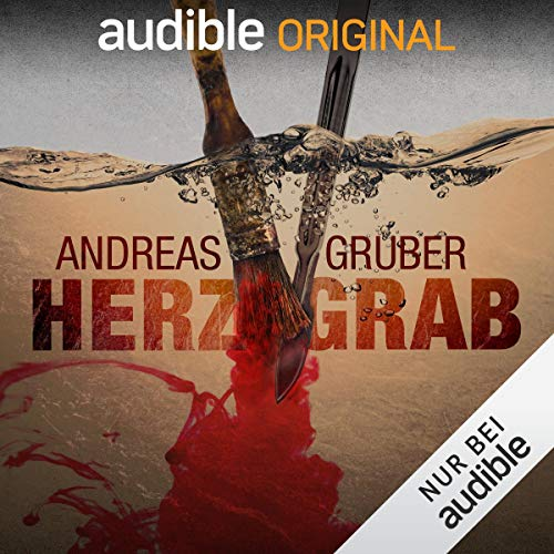 Herzgrab audiobook cover art