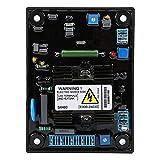 Placa de voltaje de generador SX460, placa de regulador de voltaje de excitación, regulador de Control de estabilizador automático, grupo electrógeno 50~60Hz