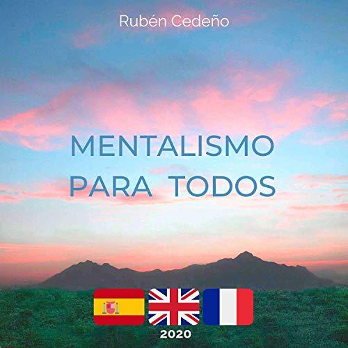 Diseño de la portada del título Mentalismo para Todos