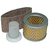 Juego de filtros de aire para sierra de corte Stihl TS350 TS510 TS760