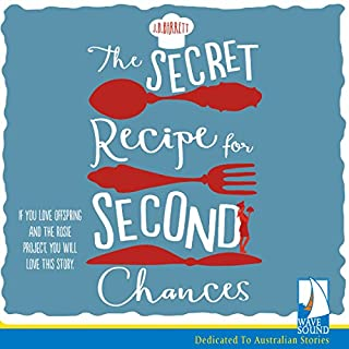 The Secret Recipe for Second Chances                   By:                                                                                                                                 J. D. Barrett                               Narrated by:                                                                                                                                 J. D. Barrett                      Length: 8 hrs and 13 mins     4 ratings     Overall 3.3