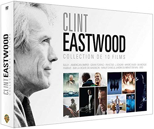 Clint Eastwood - Collection de 10 Films