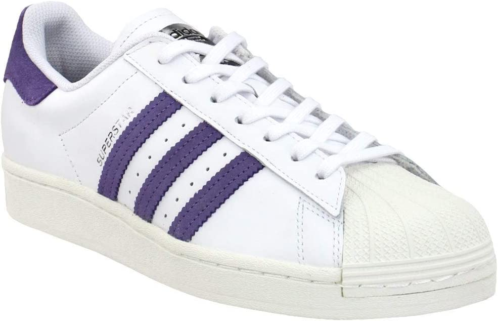 Amazon.com: adidas Womens Superstar Lace Up Sneakers Shoes Casual ...