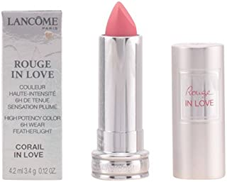 Lancome Rouge in Love Lipcolor - 322M Corail In Love