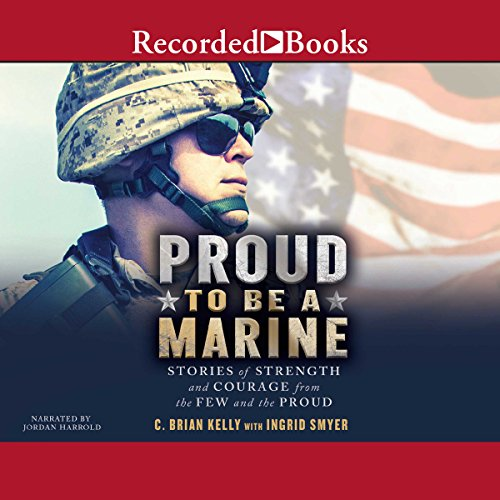 Proud to Be a Marine audiobook cover art