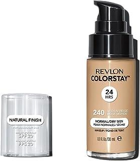 Revlon Colorstay Makeup Foundation For Normal/Dry Medium, Beige - 0.3 gm