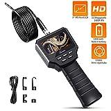 Volador Industrie Endoskop, 3,0 Zoll 3,0 Megapixel 1080P HD IPS Schwer LCD Digitale...