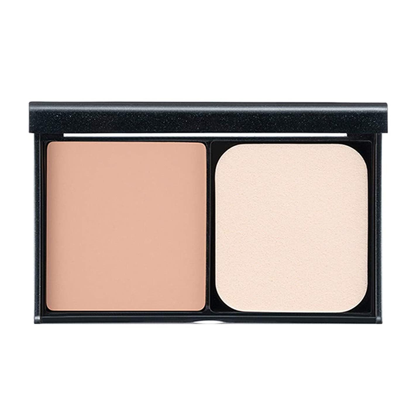FeiFei66 Natural Face Powder Mineral Foundations Oil-Control Brighten Concealer Whitening,Net Content:8g
