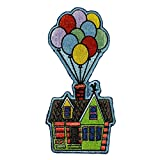 Disney Up Balloon House Patch Float Badge...